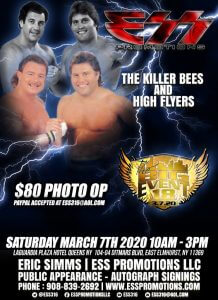 7-3-2020_the_killer_bees_high_flyers_tbe_booking_flier