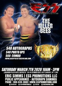 7-3-2020_the_killer_bees_tbe_booking_flier